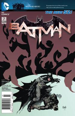 Batman Vol 2-7 Cover-1