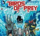 Birds of Prey (Volume 3) Issue 20