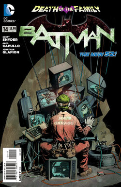 Batman Vol 2-14 Cover-1