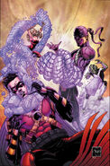 Teen Titans Vol 5-17 Cover-1 Teaser