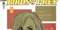 Birds of Prey Issue 41