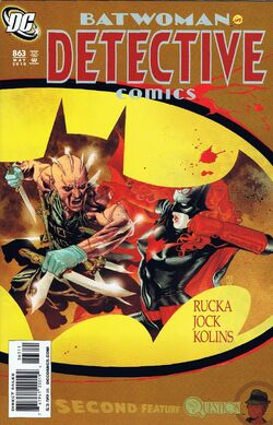 Detective Comics Vol 1-863 Cover-1