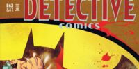 Detective Comics Issue 863