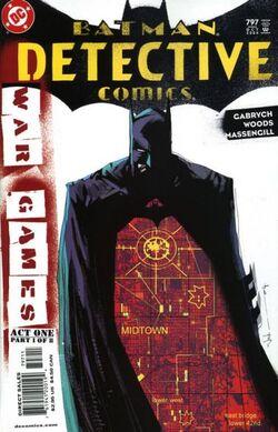 Detective Comics Vol 1-797 Cover-1