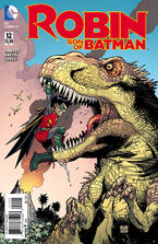 Robin Son of Batman Vol 1-12 Cover-1