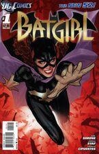 Batgirl Vol 4-1 Cover-2