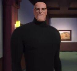 Alfred Pennyworth Beware the Batman
