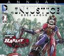 Injustice: Gods Among Us - Año Uno Anual Vol.1 1