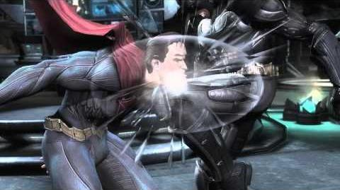 Injustice Gods Among Us - Gameplay TV Spot