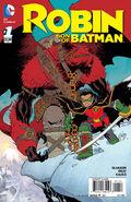 Robin Son of Batman Vol 1-1 Cover-1