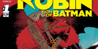 Robin: Son of Batman (Volume 1)/Gallery