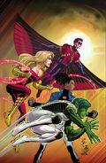 Teen Titans Vol 5-19 Cover-2 Teaser