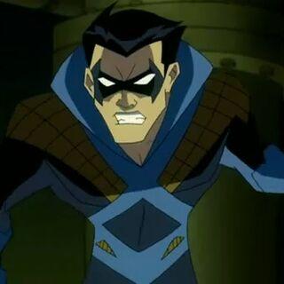 Nightwing (traje clasico)