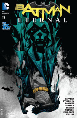 Batman Eternal Vol 1-17 Cover-1