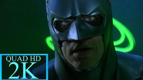 Batman vs. The Riddler ''I Have a Riddle For You'' - Batman Forever (1995)
