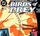 Birds of Prey Issue 6