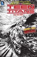 Teen Titans Vol 4-17 Cover-2