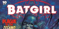 Batgirl (Volume 3) Issue 10