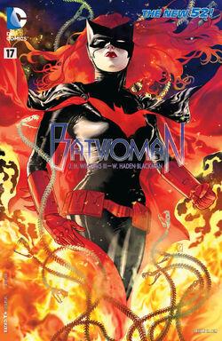 Batwoman Vol 1-17 Cover-1