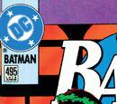 Batman Issue 495