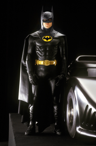 File:Batman 1989 - Batman and the Batmobile.png