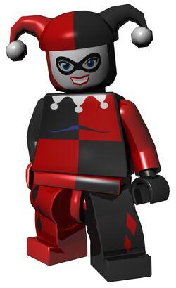 Harley Quinn LBTVG