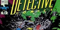 Detective Comics Issue 654