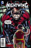 Nightwing Vol 3-29 Cover-2