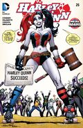 Harley Quinn Vol 2-25 Cover-3