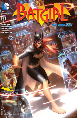 Batgirl Vol 4-32 Cover-1
