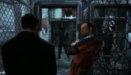 Deadshot kills bruce