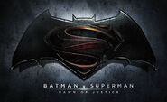 Batman v Superman - Dawn of Justice (official logo)