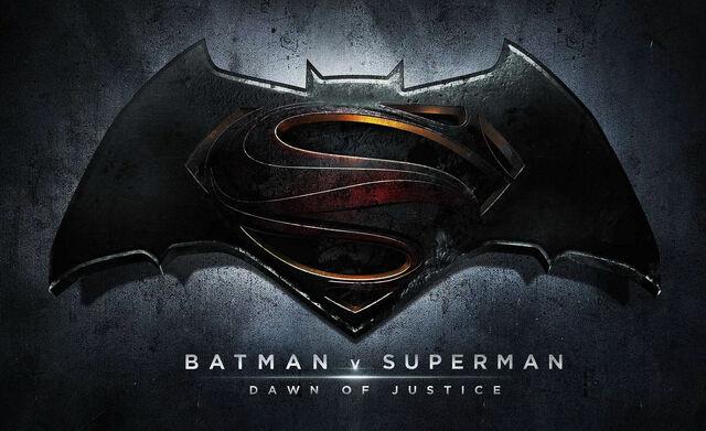 File:Batman v Superman - Dawn of Justice (official logo).jpg