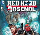 Red Hood/Arsenal (Volume 1) Issue 6