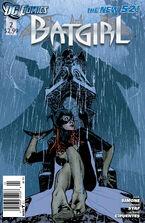 Batgirl Vol 4-2 Cover-1