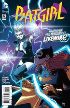 Batgirl Vol 4-42 Cover-1