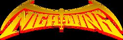 Nightwing vol1 logo