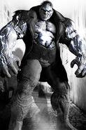 BatmanArkhamCity Grundy ConceptArt