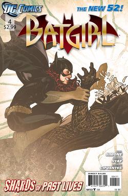 Batgirl Vol 4-4 Cover-1
