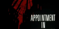 Appointment In Crime Alley