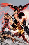 Teen Titans Vol 4-1 Cover-3 Teaser
