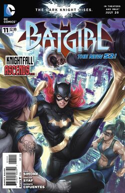Batgirl Vol 4-11 Cover-1