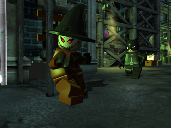 Lego batman video game image scarecrow 1