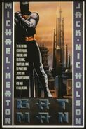 Batman 1989 - Unreleased poster