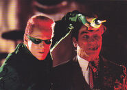 Batman Forever - The Riddler and Two Face 2