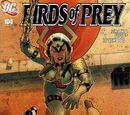 Birds of Prey Issue 104