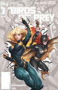 Birds of Prey Vol 3-0 Cover-2 Teaser