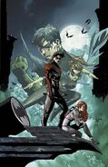 Nightwing Vol 3 Annual-1 Cover-1 Teaser