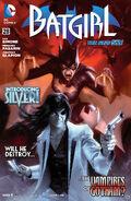 Batgirl Vol 4-28 Cover-1