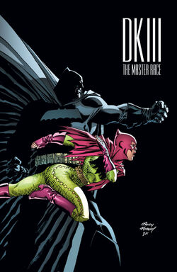 The Dark Knight III The Master Race Collector's Edition Vol 1-6 Cover-3 Teaser